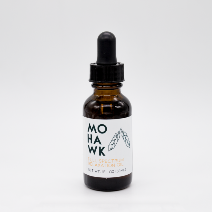 950mg CBD Relaxation Tincture